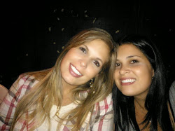 Fabiana e Maria Luiza