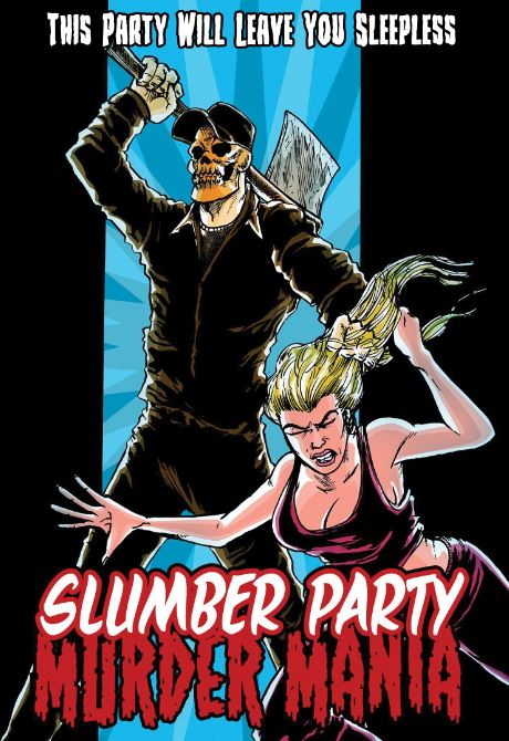 Slumber Party Murder Mania DVD Available Now!!!