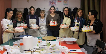 Curso de Tartas con Lydia
