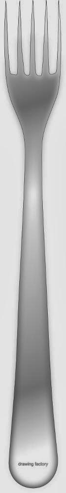 Silver fork - silveren vork