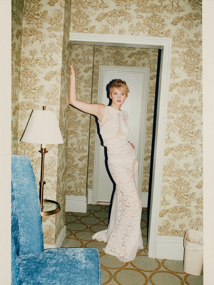 Magazine Photoshoot : Jennifer Lawrence Photoshot For W Magazine February 2014 Issue