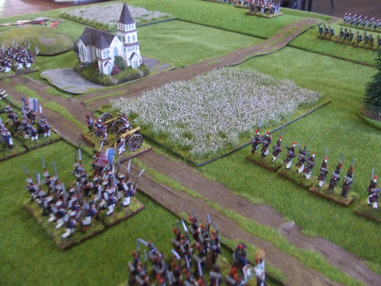 Napoleonic 15mm Rules 15mm Napoleonic Neil Thomas
