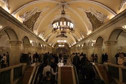 Το μετρό της Μόσχας