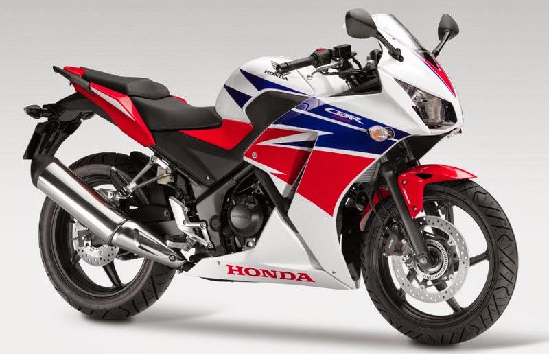 Honda CBR300R 2014 new