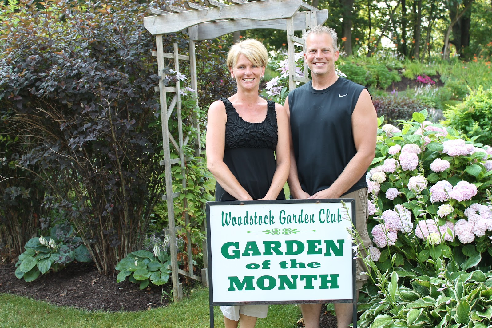 woodstock il garden club blog july garden of the month