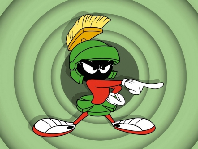 damien wallpapers marvin the martian wallpapers
