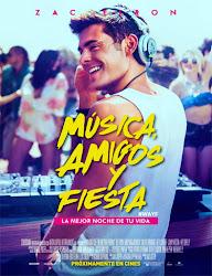 We Are Your Friends (Música, amigos y fiesta) (2015) [Vose]