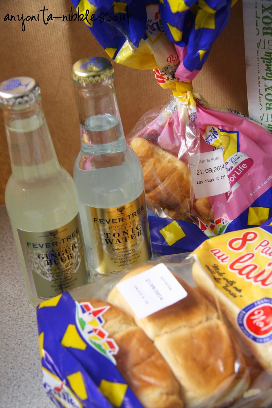 Degustabox may not be food allergy friendly | anyonita-nibbles.co.uk