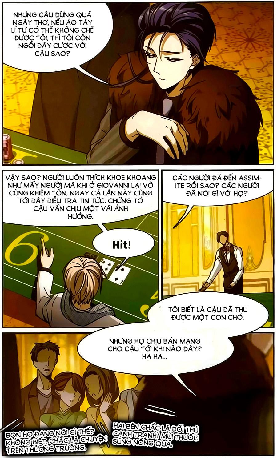 Huyết Tộc Cấm Vực chap 112 Trang 7