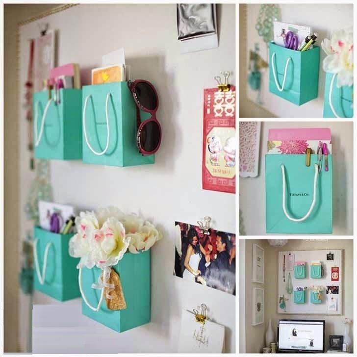 5 ideas para organizar tu casa con materiales reciclados - Todo para decorar tu casa ...