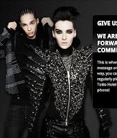 Tokio Hotel VIP Call  Vipcall1