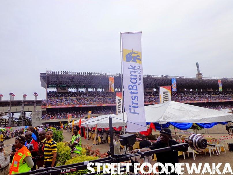 Df Nigerian Food Truck Ig