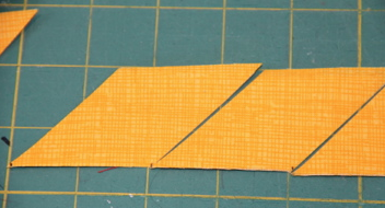 how to cut 45 degree angle on 1 4 board