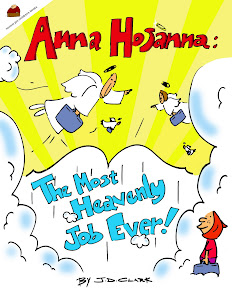 ANNA HOSANNA: THE MOST HEAVENLY JOB EVER!