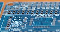 Atmega microcontroller
