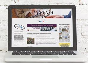 Busquenos en nuestro sitio de www.laprensaiowa.com