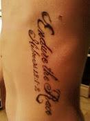 Waylon's Tattoo