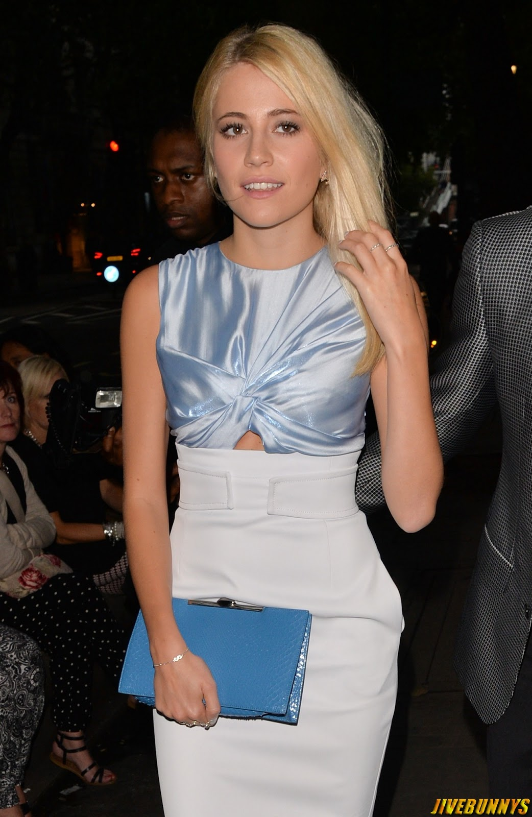 Pixie Lott @ Scottish Fashion Awards 2014 in London - September 1, 2014