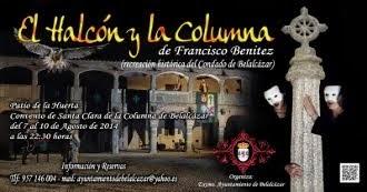 EL HALCÓN Y LA COLUMNA. Recreación histórica del Condado de Belalcázar