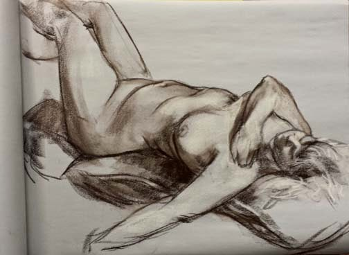 Nyack Center Figure Drawing Thanks to Both For That Treat