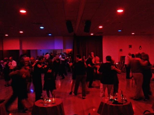 Bailando tangos por Tango-Mallorca