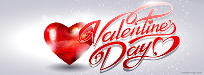 Couverture Happy Valentine day 2013 Facebook timeline