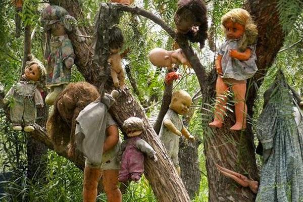 Hutan Paling Berhantu
