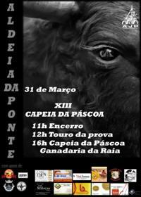 Aldeia da Ponte (Sabugal)- XIII Capeia da Páscoa 2018