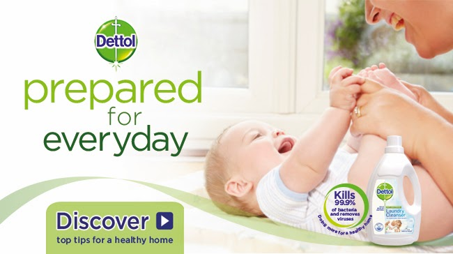 Dettol - Prepared for everyday