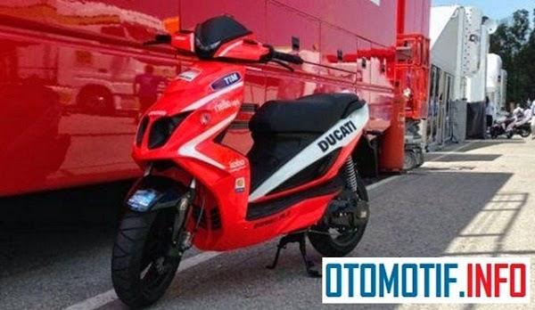 Ducati Skuter, otomotif info
