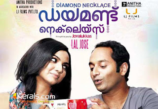 Diamond Necklace Malayalam film