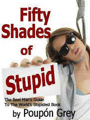 Kindle Featured Creature - Fifty Shades Of Stupid by Poupon Grey