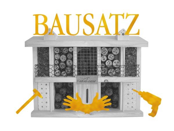 insektenhotel blog ein insektenhotel bausatz zum selber bauen von neuem hersteller. Black Bedroom Furniture Sets. Home Design Ideas