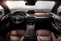 Mazda CX-9 (2017) Dashboard