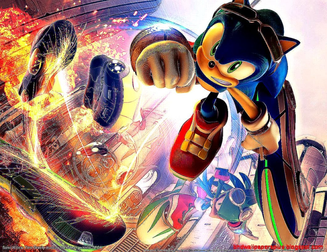 257 Sonic The Hedgehog Wallpapers  HD Backgrounds   Wallpaper Abyss