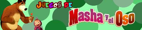 juegos de Masha y el Oso