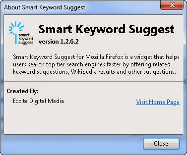 Smart Keyword Suggest adware
