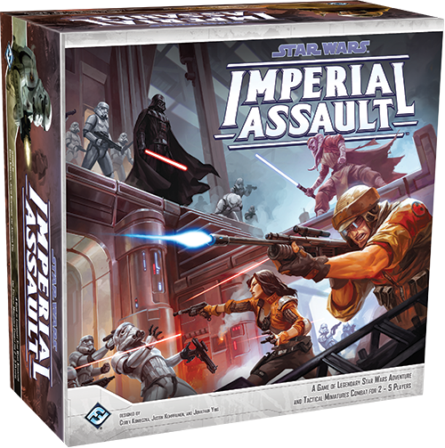 Star Wars asalto imperial