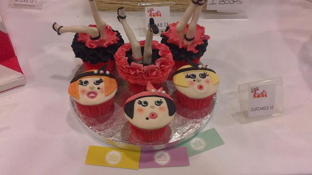 Cupcakes cabaret