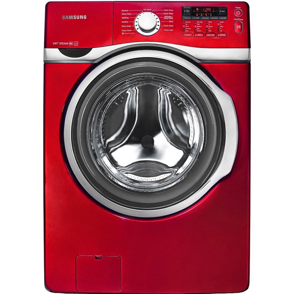 Washing Red Samsung ~ Samsung washer
