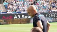 Реакция Спаллетти в концовке матча с «Локомотивом»
