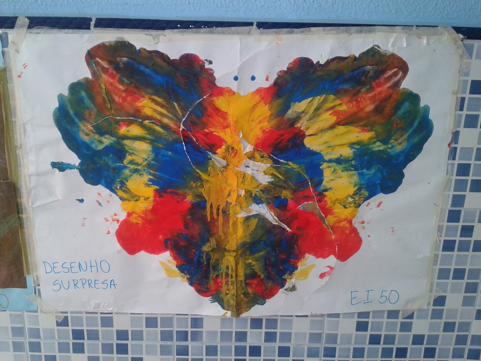 Conhecido Creche Municipal Emmanuel: Fazendo arte na Educação Infantil VH89