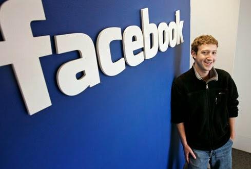 Fakta Unik : Ternyata Inilah Penyebab Warna Facebook Biru