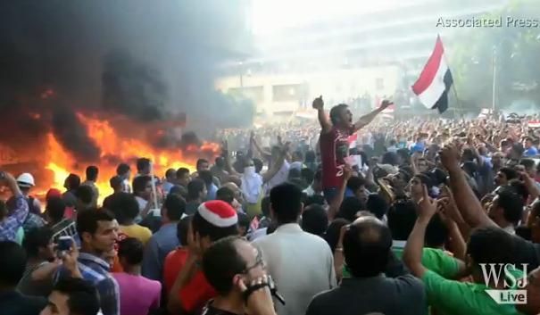 Mesir Kembali Bergolak - Pemerintahan Mursi Goyah