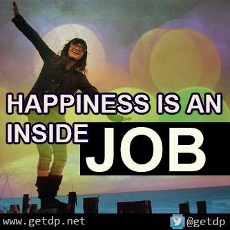 GETDP: Happiness is an inside JOB