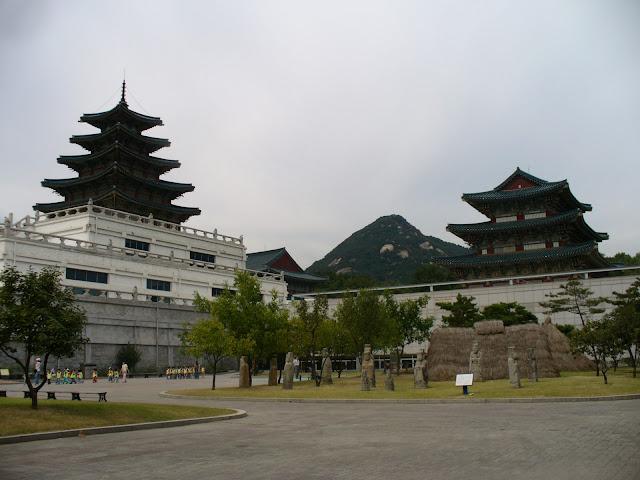 Vé máy bay đi Seoul - Bảo tàng quốc gia Hàn Quốc