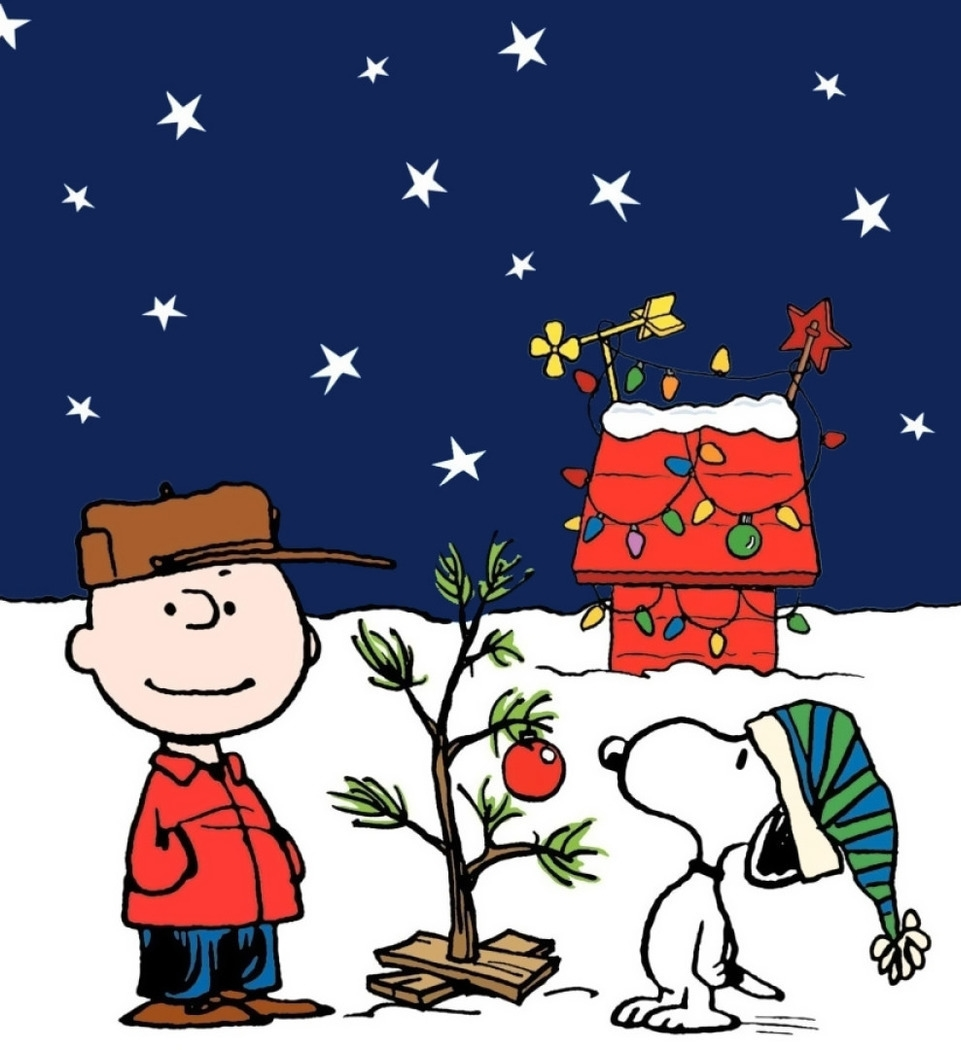 Christian Symbols In Charlie Brown on Latest What To Write In Christmas Cards