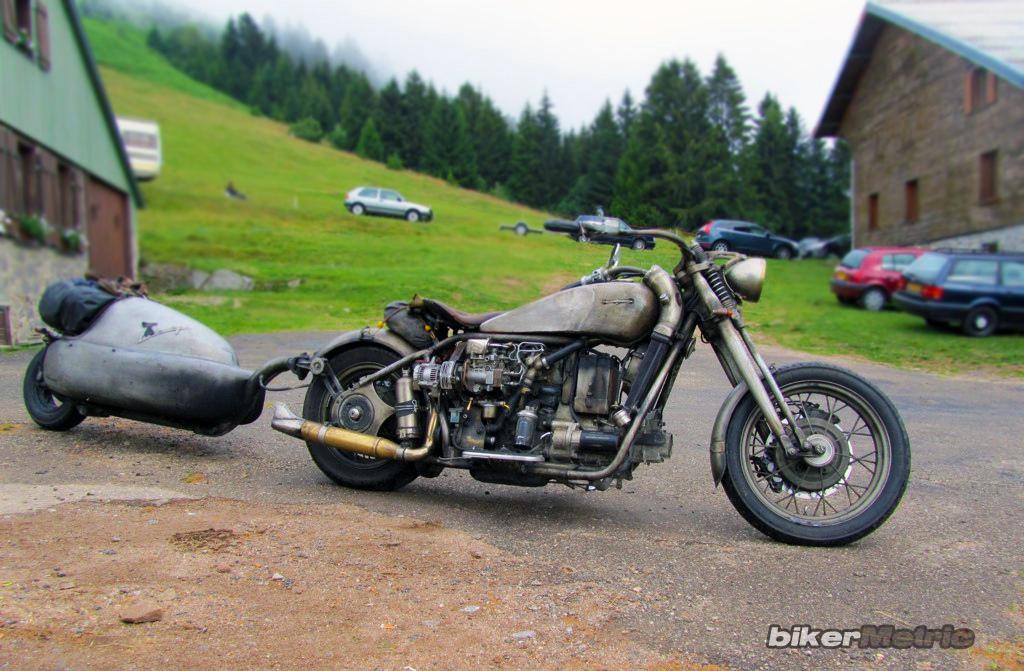 volkswagen 1.6 liter turbo diesel motorcycle | photo by bigzark