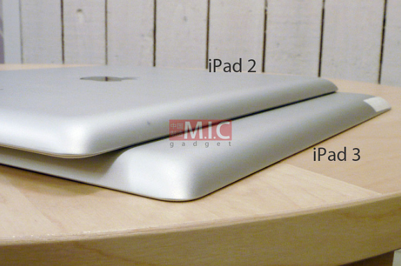 apple ipad 3 latest leaked image