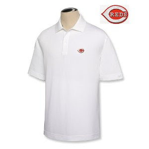 Big and Tall Cincinnati Reds Polo Shirt